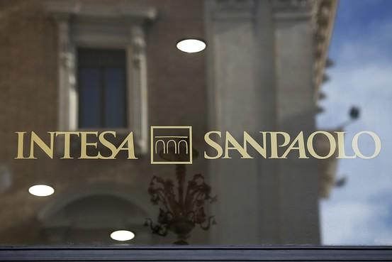Intesa Sanpaolo logo attuale
