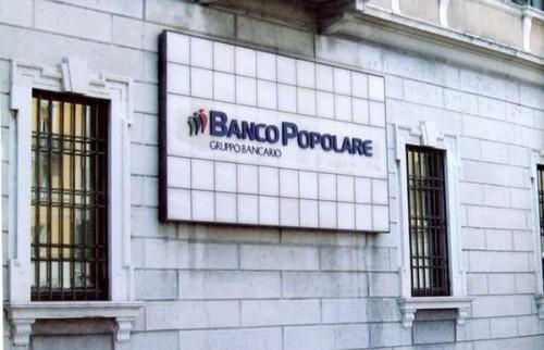 Raggruppamento azioni Banco Popolare