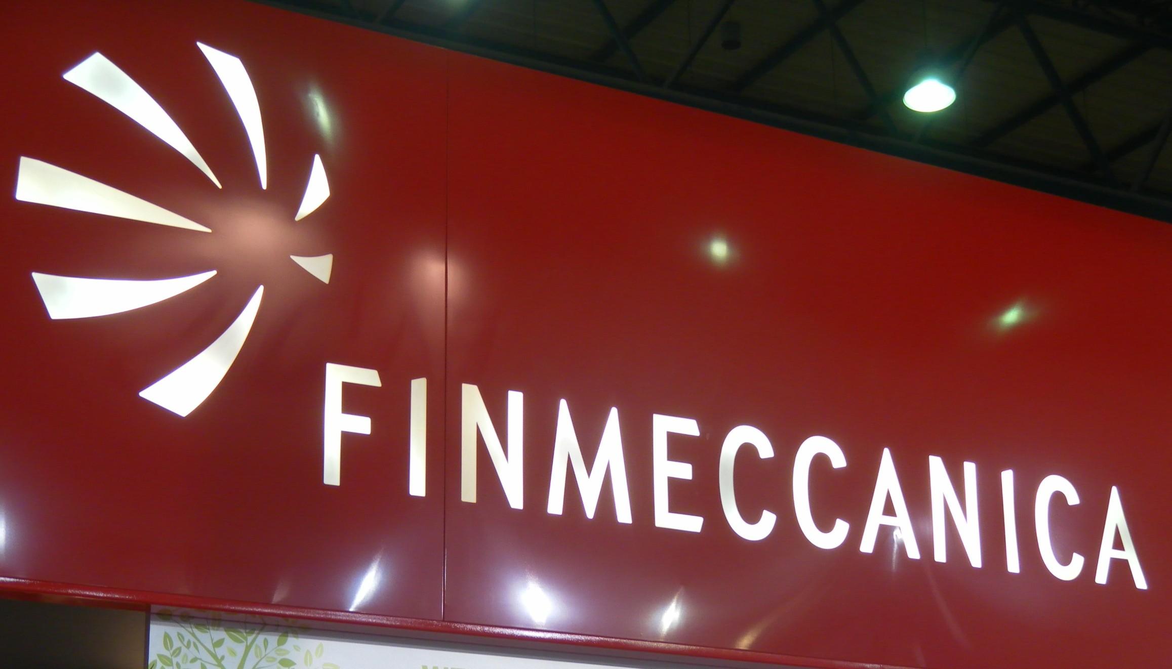 Dal 2016 Finmeccanica diventerà una società unica