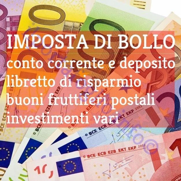 conto deposito imposta di bollo 3