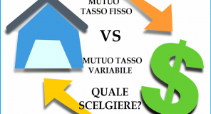 Differenza tra tasso fisso e tasso variabile