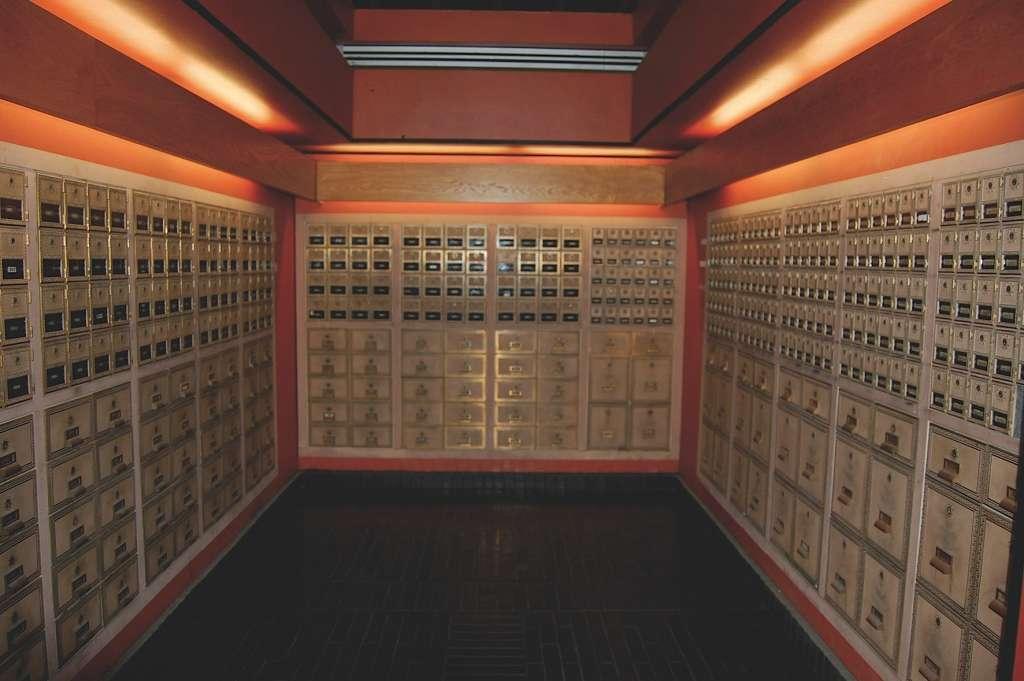 Cassetta di sicurezza Banca