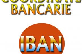 COORDINATE BANCARIE - IBAN