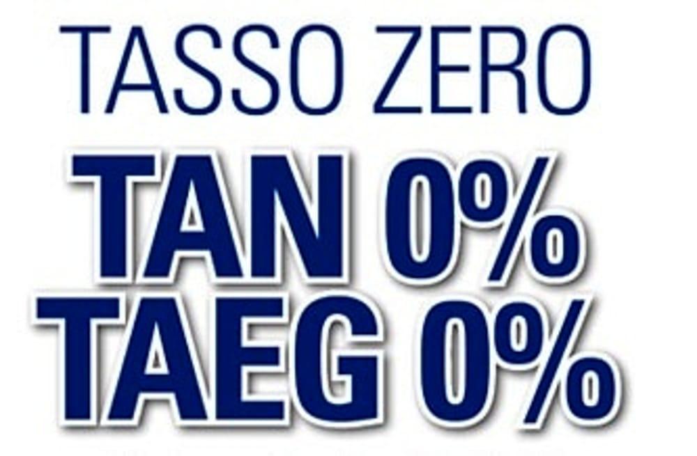 finanziamenti a tasso zero