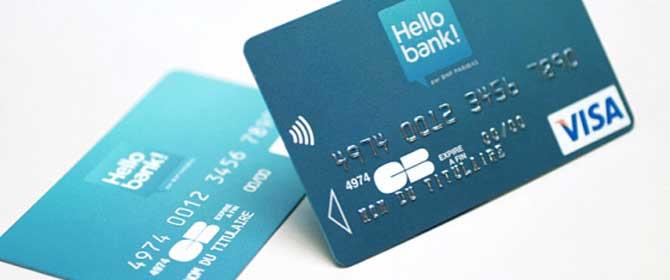 Carte da associare al conto