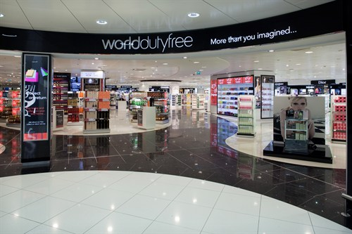 World Duty Free crolla in borsa