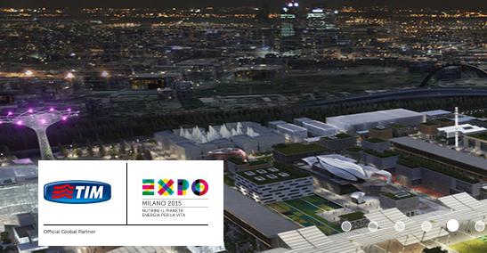 Tim biglietti Expo 2015 compresi nelle promozioni