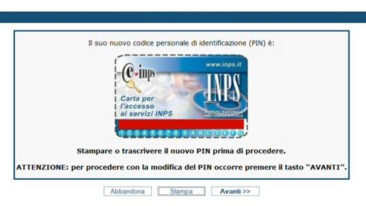 PIN INPS, ordinario o dispositivo: a cosa serve e come chiederlo