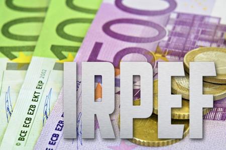 Aliquote e scaglioni IRPEF 2015