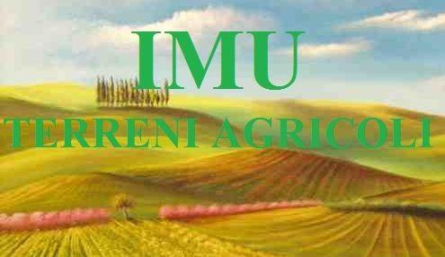 IMU terreni: stop sanzioni e interessi