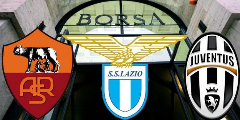Calcio e Borsa, in rialzo solo il titolo della Lazio