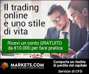 Il trading online come stile di vita