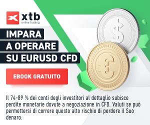 Impara a operare su Eurusd CFD