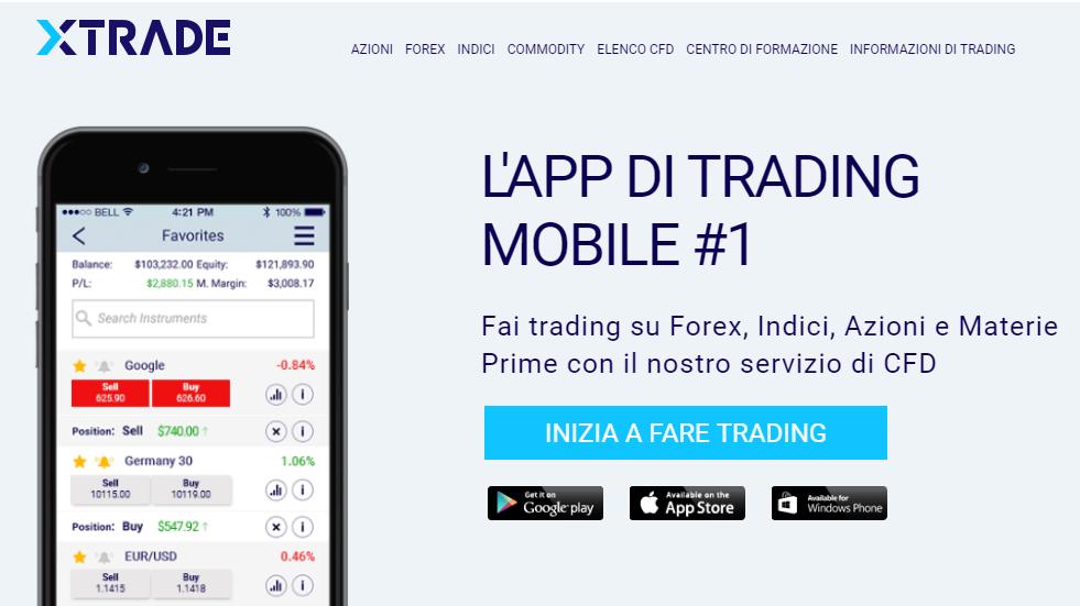Xtrade-mobile-piattaforma-trading
