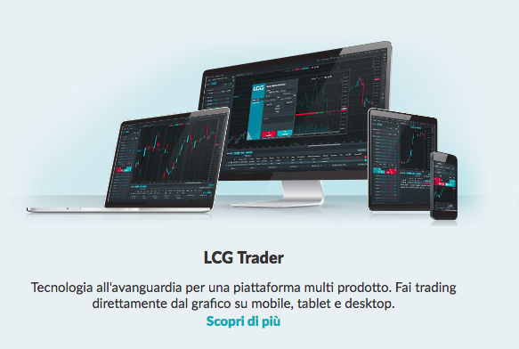 LCG-TRADER