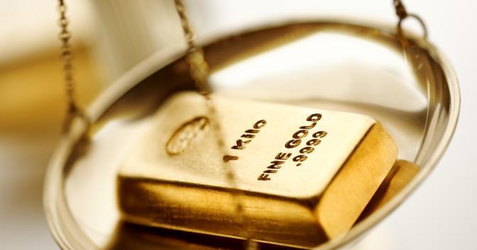 prezzo oro ribasso