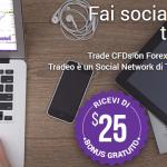 Tradeo: recensione, opinioni e bonus piattaforma di social trading