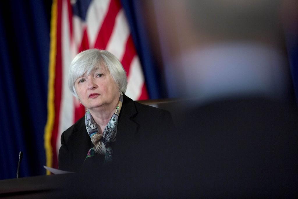 Tassi Fed Yellen