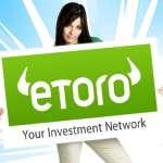 Trading eToro come iniziare: la sezione mercati per fare social trading