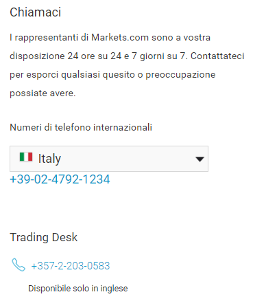 markets-assistenza-clienti