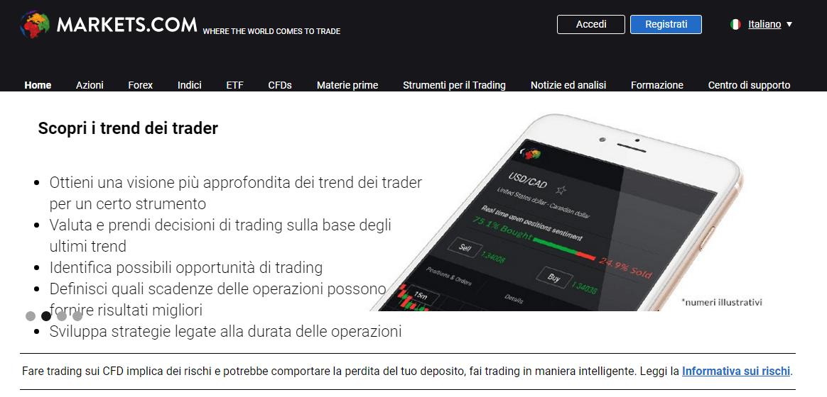 markets.com trend trader