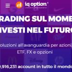 IQ Option Trading online CFD e Forex: recensione - demo - opinioni 2019