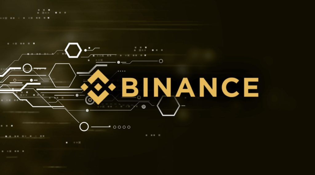 binance criptovalute