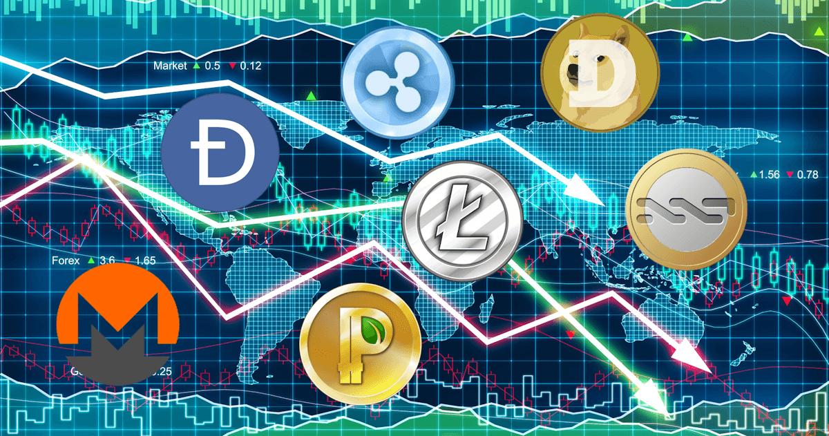 Fare trading con le altcoin: tre strategie per speculare con i CFD