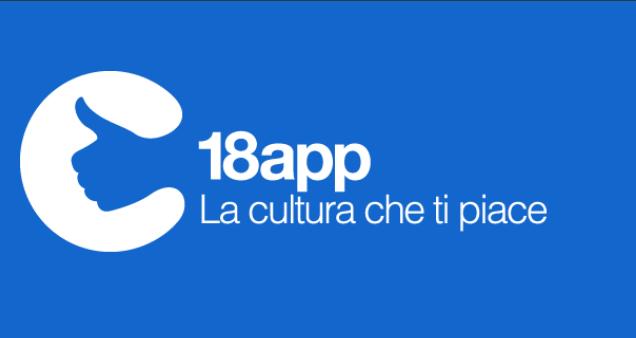 bonus cultura 18app