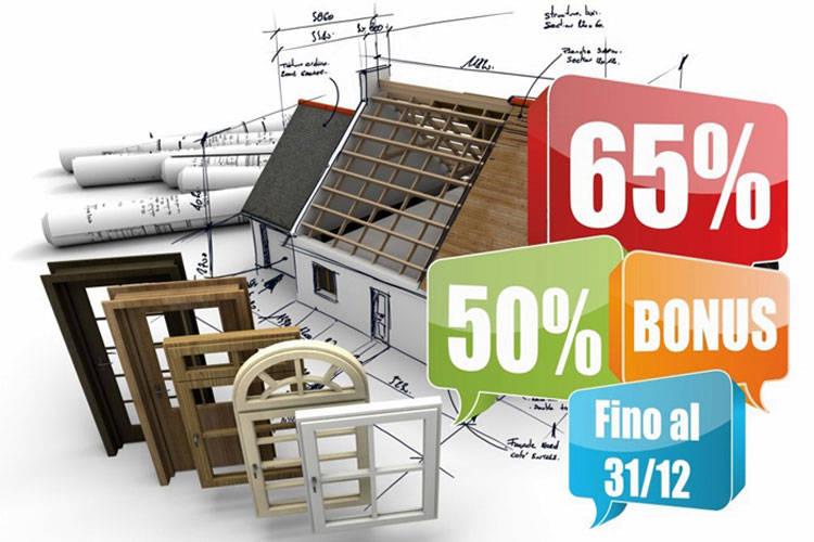 Bonus casa 2019: Agevolazioni fiscali per lavori di ristrutturazioni, mobili - giardini (ecobonus) - condomini