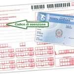Esenzione ticket 2019 per reddito ISEE: Requisiti disoccupati fac-simile domanda