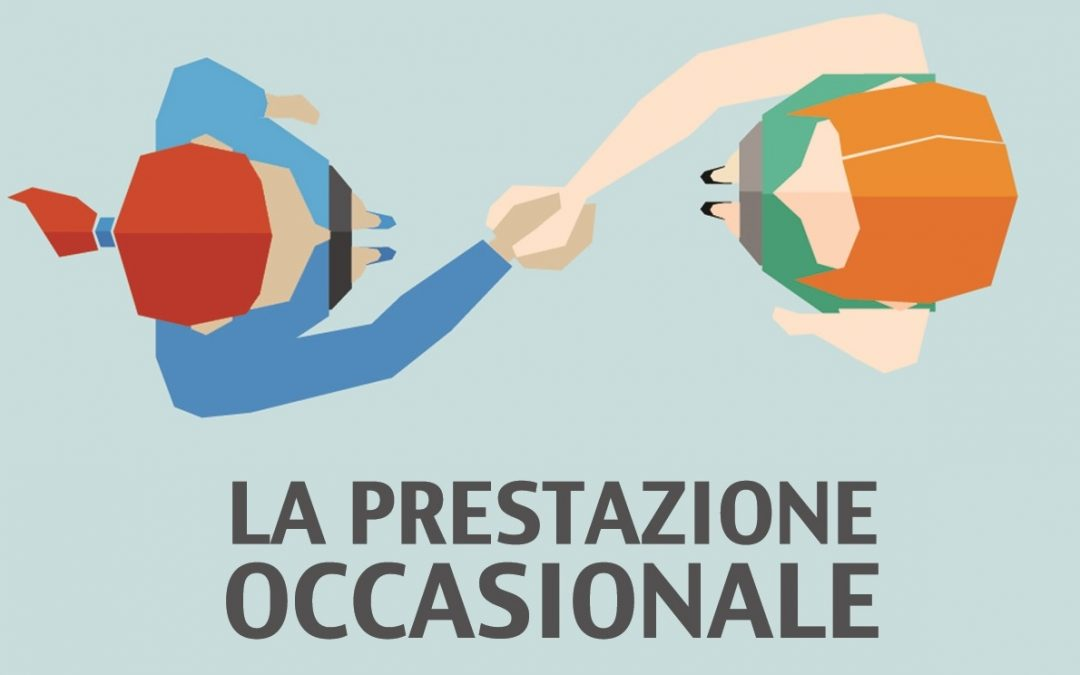 Prestazione occasionale superiore a 5.000 euro: FARE ATTENZIONE!