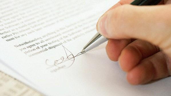 Impostare lettera di disdetta