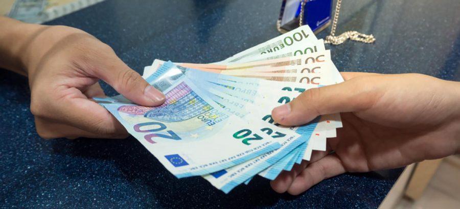 Estinguere un prestito in anticipo